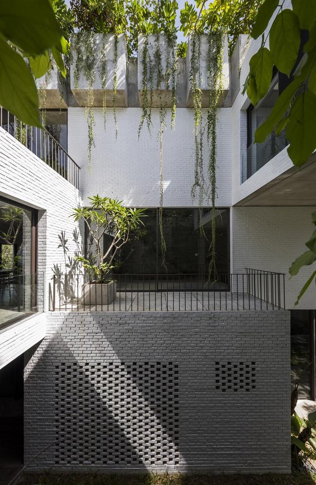 Công trình Thắng House của KTS Võ Trọng Nghĩa giành giải thưởng Nhà đô thị của năm - Ảnh 3.