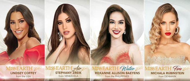 Hoa hậu Trái đất 2020 đăng quang không vương miện - Ảnh 2.