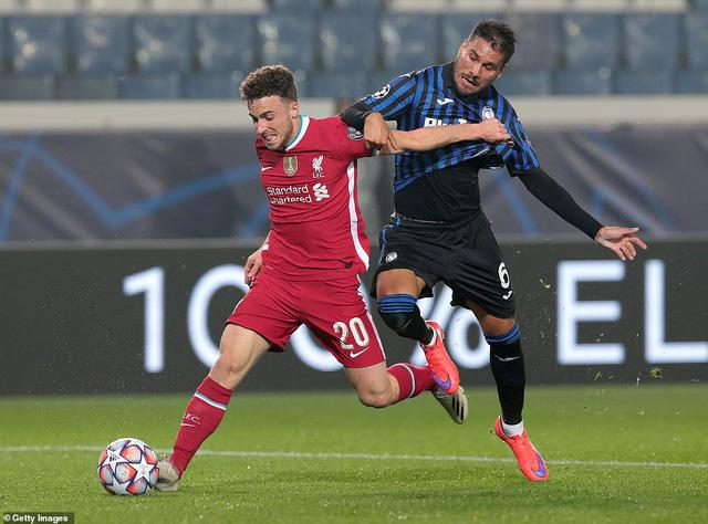 Atalanta 0-5 Liverpool: Tân binh rực sáng - Ảnh 1.