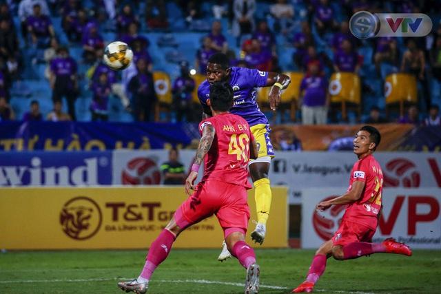 ẢNH: Quang Hải tỏa sáng, CLB Hà Nội loại CLB Sài Gòn khỏi cuộc đua vô địch - Ảnh 7.