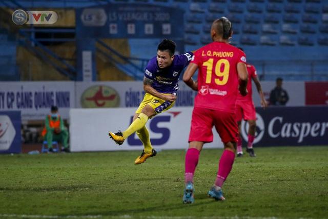 ẢNH: Quang Hải tỏa sáng, CLB Hà Nội loại CLB Sài Gòn khỏi cuộc đua vô địch - Ảnh 12.