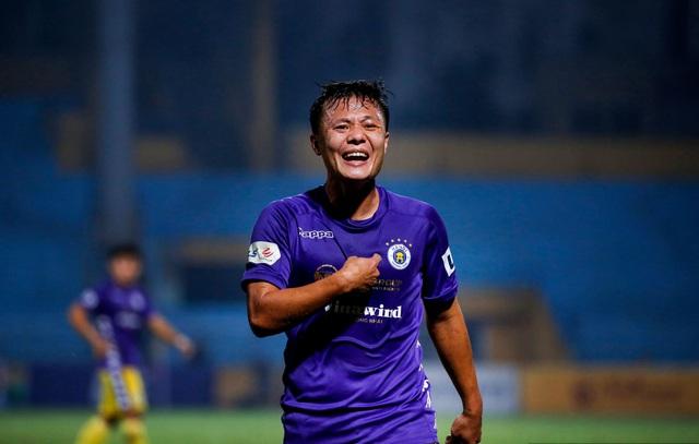 ẢNH: Quang Hải tỏa sáng, CLB Hà Nội loại CLB Sài Gòn khỏi cuộc đua vô địch - Ảnh 14.