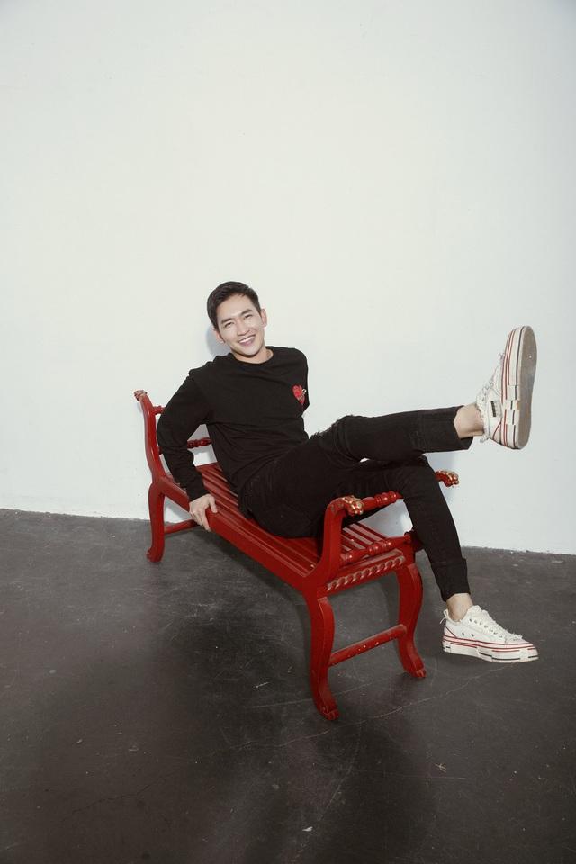 Võ Cảnh tiết lộ thức đêm để tập diễn vai Hùng phim Cát đỏ - Ảnh 5.