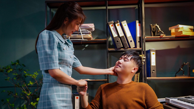 Diễm My 9X làm người tình của hit maker Vương Anh Tú trong Cuộc gọi nhỡ - Ảnh 2.