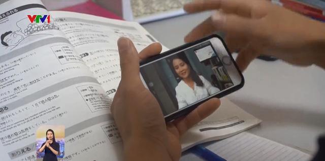 Gia tăng nhu cầu học tiếng Nhật trực tuyến - Ảnh 1.