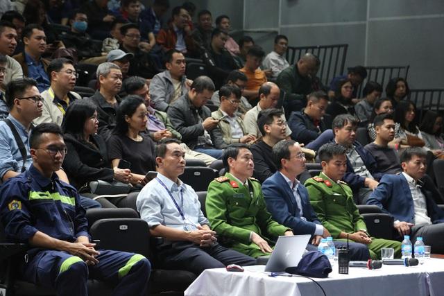 Khai mạc lớp tập huấn nghiệp vụ phòng cháy chữa cháy năm 2020 tại Đài THVN - Ảnh 2.