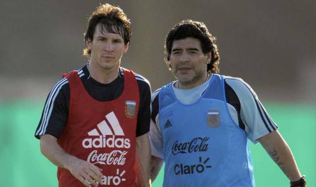 Hình ảnh Maradona trong văn hóa bóng đá Argentina - Ảnh 2.