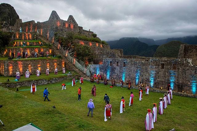 Rực rỡ và hoành tráng, thánh địa Machu Picchu đón du khách trở lại - ảnh 1