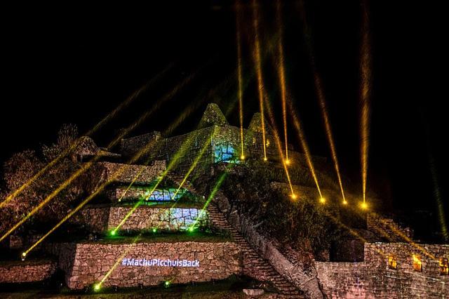 Rực rỡ và hoành tráng, thánh địa Machu Picchu đón du khách trở lại - ảnh 3