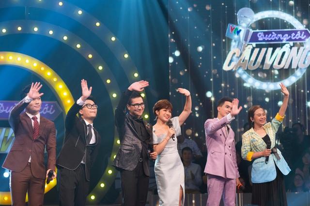 Đường tới Cầu vồng 2020: Top 4 tự tin bên dàn BTV, MC nổi tiếng của VTV - Ảnh 10.