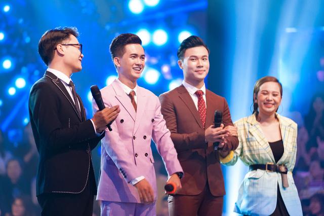 Đường tới Cầu vồng 2020: Top 4 tự tin bên dàn BTV, MC nổi tiếng của VTV - Ảnh 13.