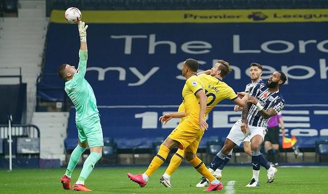 West Brom 0-1 Tottenham: Người hùng Harry Kane - Ảnh 2.