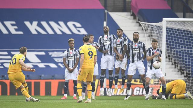 West Brom 0-1 Tottenham: Người hùng Harry Kane - Ảnh 1.