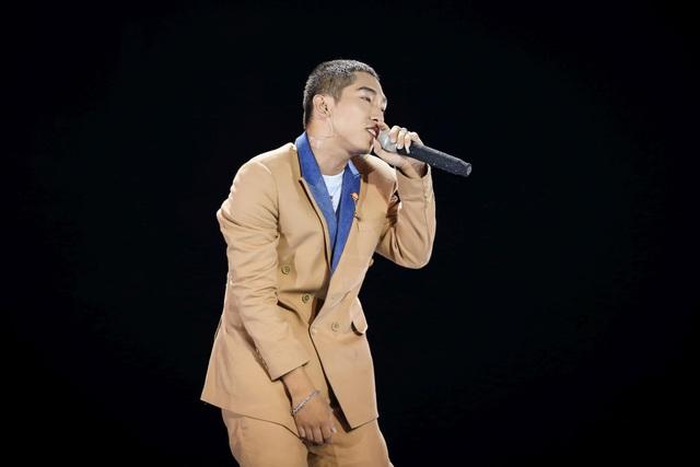 11 thí sinh tranh suất hồi sinh tại King of Rap, lộ diện top 8 bước vào chung kết - Ảnh 3.