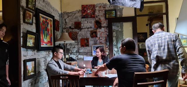 Cặp chim ri Về nhà đi con tái xuất trong phim mới cùng Quỳnh Kool - Ảnh 7.