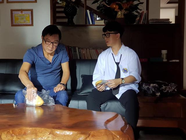 Cặp chim ri Về nhà đi con tái xuất trong phim mới cùng Quỳnh Kool - Ảnh 3.