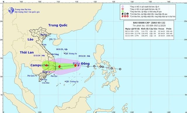 Đối phó với bão số 12 trong bối cảnh 'bão chồng bão, lũ chồng lũ' ở miền Trung - Ảnh 3.