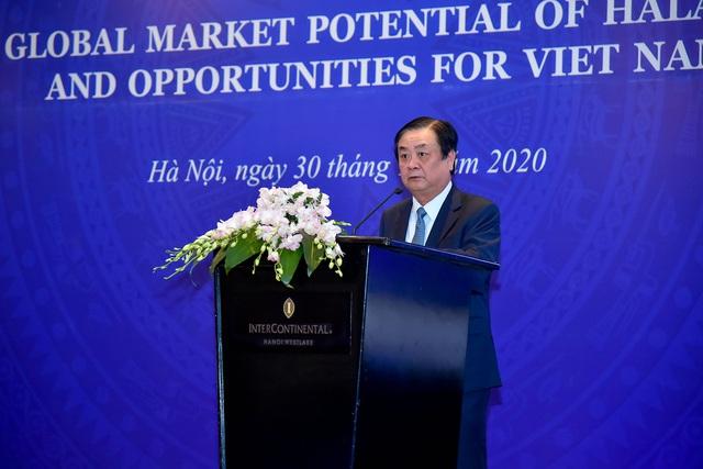 Tạo nền tảng để Việt Nam xây dựng một chiến lược về Halal - Ảnh 4.