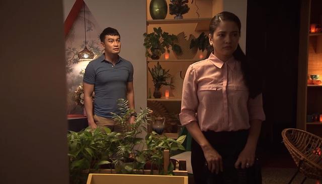Lửa ấm - Tập 44: Thủy cố tình đổ lỗi cho Minh để đến với Khánh? - ảnh 1