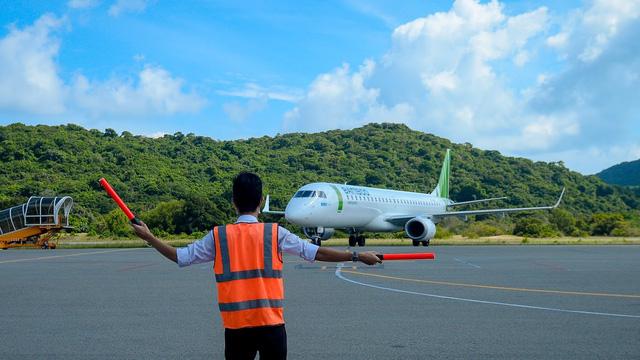 Xem xét cấp lại giấy phép kinh doanh cho Bamboo Airways - Ảnh 1.