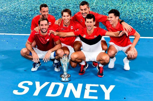ATP Cup 2021 sẽ bị hủy - Ảnh 1.