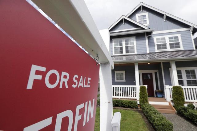 """Giá nhà tại Mỹ tăng """"phi mã"""" bất chấp dịch COVID-19 - ảnh 1"""