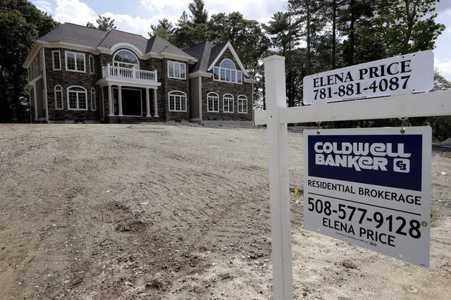 """Giá nhà tại Mỹ tăng """"phi mã"""" bất chấp dịch COVID-19 - ảnh 2"""
