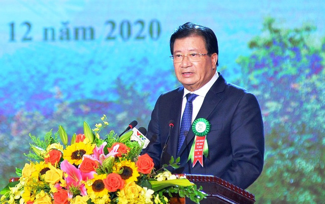 Kỷ niệm 75 năm hình thành và phát triển lâm nghiệp Việt Nam - Ảnh 1.