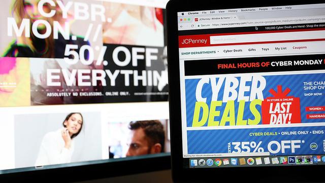 Mỹ: Doanh số bán hàng ngày Cyber Monday đạt kỷ lục - Ảnh 2.