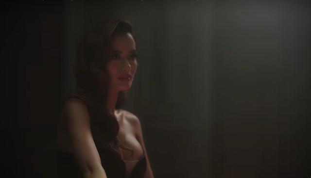 """Mỹ nữ khiến Soobin lao đao trong MV """"Black Jack"""" là ai? - Ảnh 3."""
