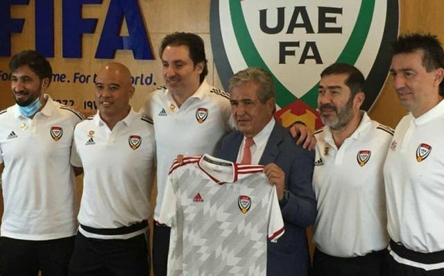 Liên đoàn Bóng đá UAE sa thải HLV trưởng - Ảnh 2.