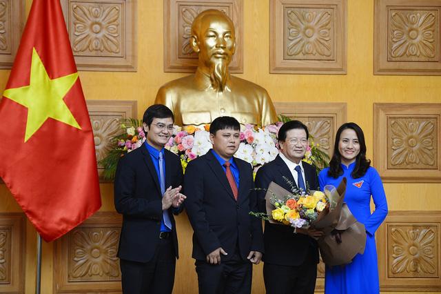 56 thanh niên nông thôn tiêu biểu nhận Giải thưởng Lương Định Của năm 2020 - Ảnh 6.