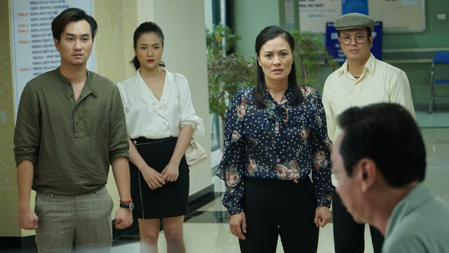 Phim mới Trở về giữa yêu thương: Quy tụ loạt NSND, NSƯT gạo cội của truyền hình Việt - Ảnh 2.