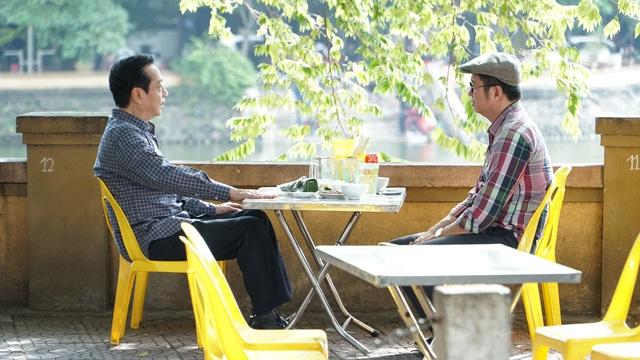 Phim mới Trở về giữa yêu thương: Quy tụ loạt NSND, NSƯT gạo cội của truyền hình Việt - Ảnh 4.
