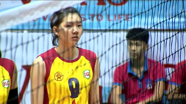 Giải bóng chuyền VĐQG 2020: Sanest Khánh Hòa giành ngôi nhất bảng D - Ảnh 2.
