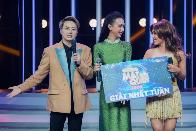 Hải Đăng Doo bị loại, Lynk Lee và Phạm Lịch giành giải nhất tuần ở tập 4 Gương mặt thân quen - Ảnh 7.