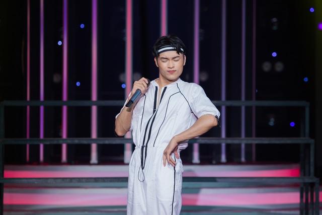 Hải Đăng Doo bị loại, Lynk Lee và Phạm Lịch giành giải nhất tuần ở tập 4 Gương mặt thân quen - Ảnh 1.
