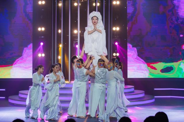 Hải Đăng Doo bị loại, Lynk Lee và Phạm Lịch giành giải nhất tuần ở tập 4 Gương mặt thân quen - Ảnh 6.