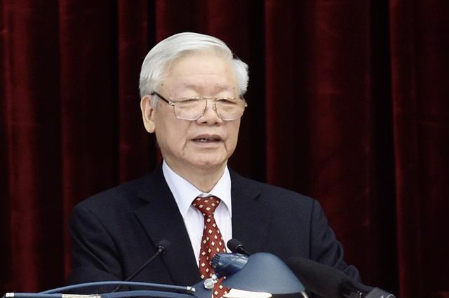 Khai mạc trọng thể Hội nghị lần thứ 14 Ban Chấp hành Trung ương Đảng khóa XII - Ảnh 1.