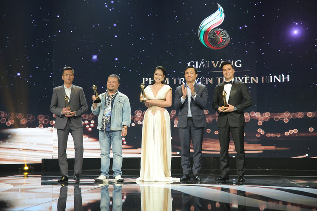 Diễn viên Việt Anh cùng Sinh tử giành giải Vàng tại LHTHTQ lần thứ 40 - Ảnh 1.