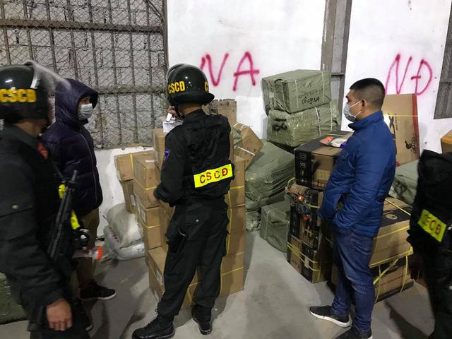 Triệt phá đường dây buôn lậu cực lớn ở cửa khẩu Bắc Phong Sinh, Quảng Ninh - Ảnh 5.