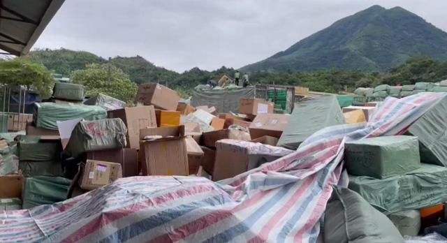 Triệt phá đường dây buôn lậu cực lớn ở cửa khẩu Bắc Phong Sinh, Quảng Ninh - Ảnh 1.