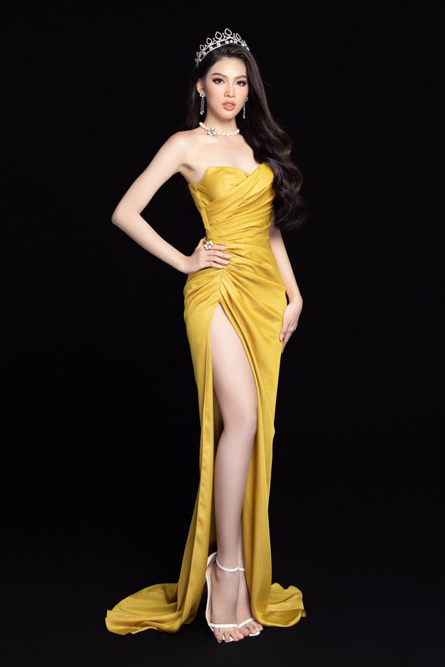 Á hậu Ngọc Thảo đại diện Việt Nam thi Miss Grand International 2021 - Ảnh 2.