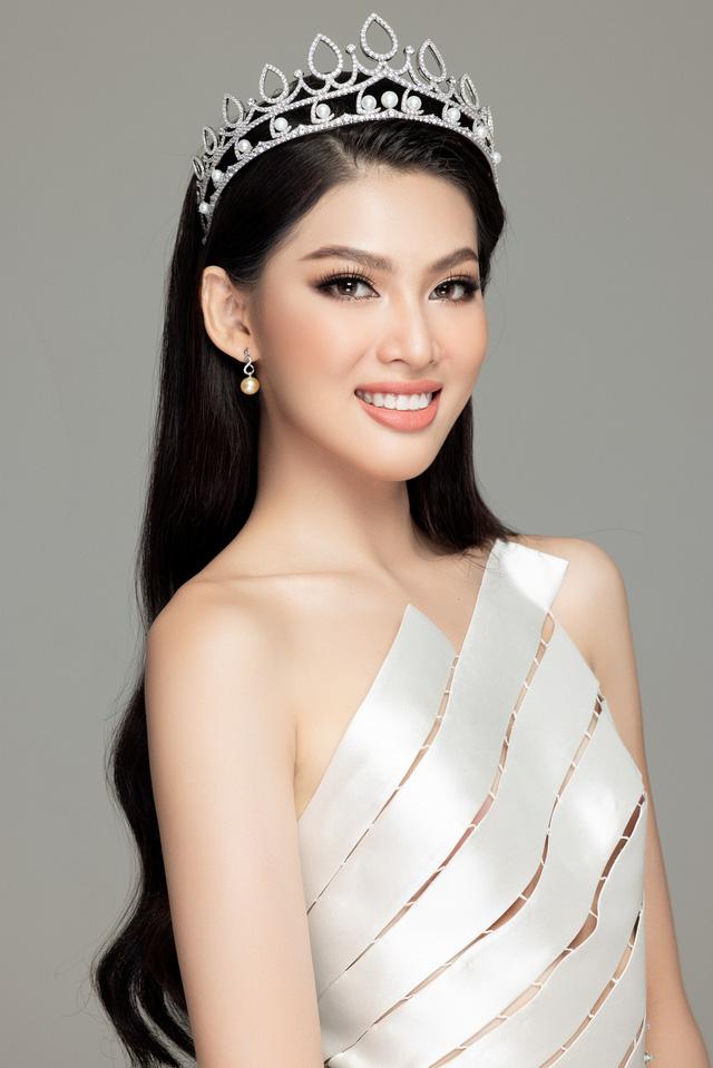 Á hậu Ngọc Thảo đại diện Việt Nam thi Miss Grand International 2021 - Ảnh 1.