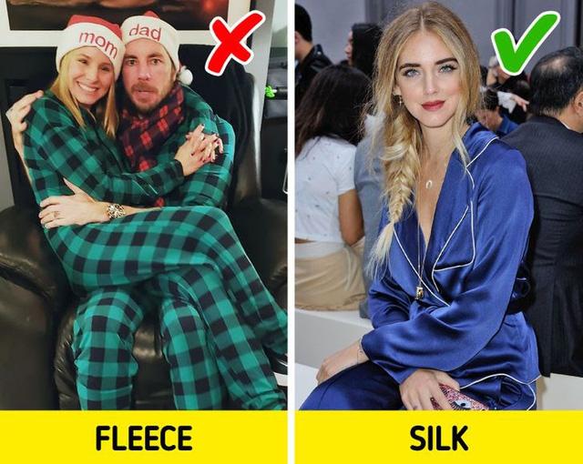 Tại sao bạn không nên mặc đồ ngủ dày, ấm vào mùa đông - ảnh 5