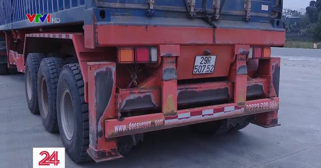 Tinh vi thủ đoạn độ chế container để chở cát lậu - Ảnh 3.