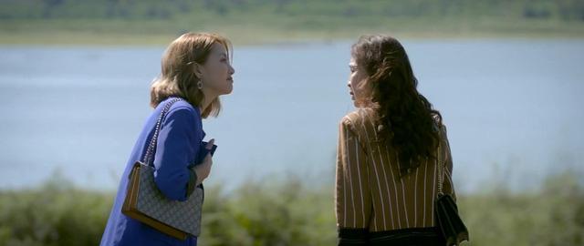 Trói buộc yêu thương - Tập 32: Hà sắp thua trận, mẹ con bà Lan có người bí mật giúp? - Ảnh 1.