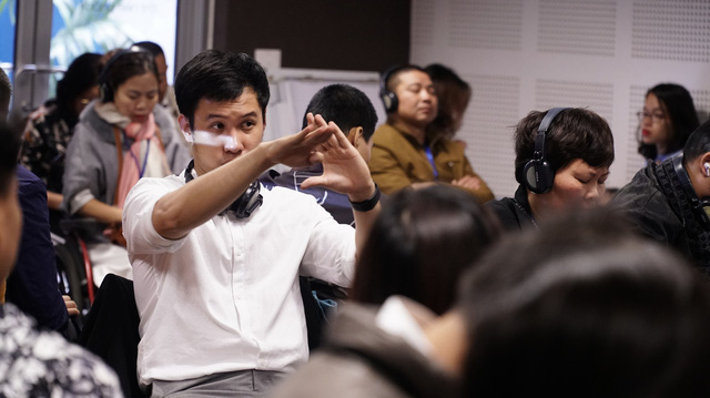 Đào tạo kinh doanh trực tuyến cho 22 học viên khiếm thị - Ảnh 4.