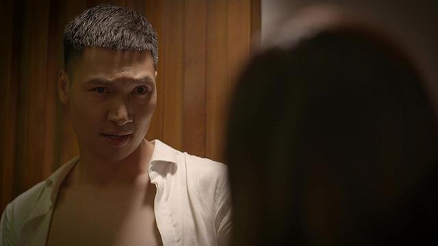 Ngắm vẻ điển trai của diễn viên Mạnh Trường trong phim Hồ sơ cá sấu - Ảnh 12.