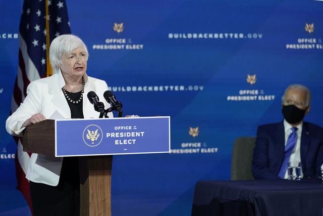 Tổng thống đắc cử Mỹ Biden công bố đội hình kinh tế chủ chốt - Ảnh 2.
